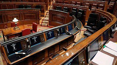 Este martes se disuelven las Cortes y se convocan nuevas elecciones