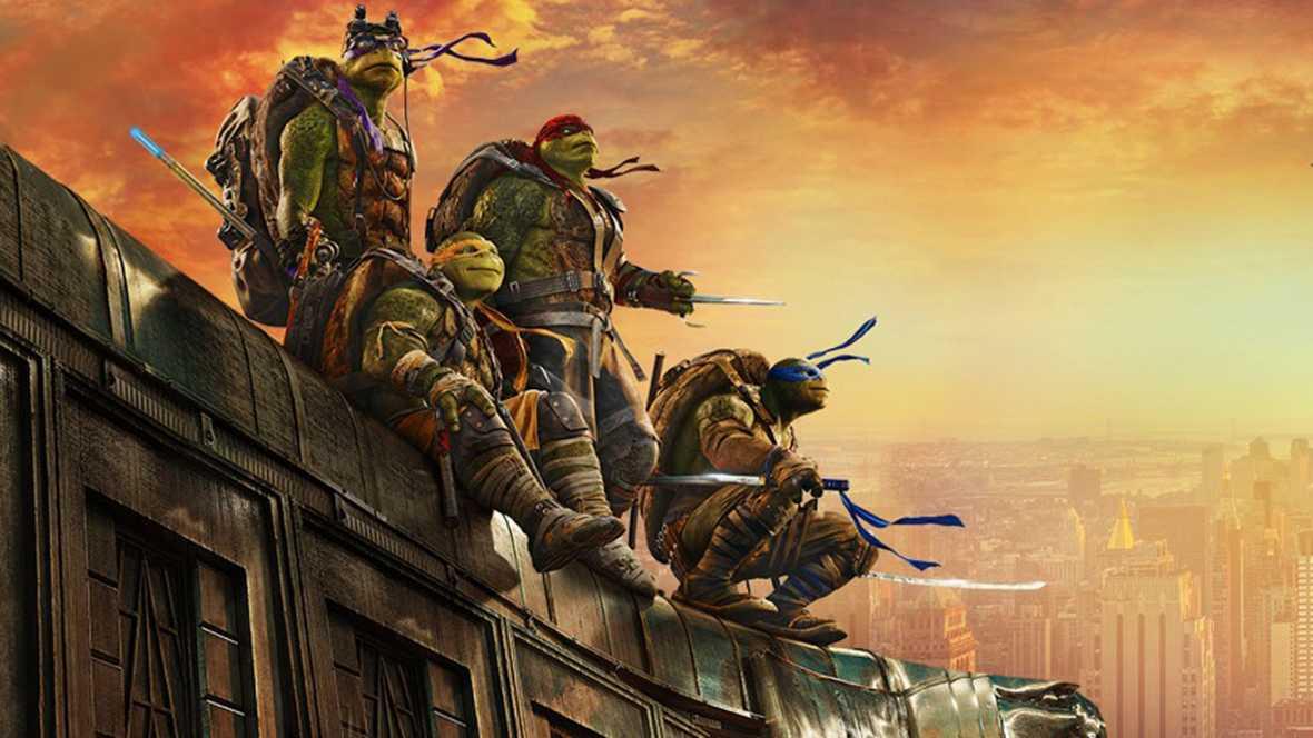 RTVE.es estrena el tr�iler de 'Ninja Turtles: Fuera de las sombras'