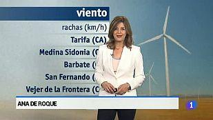 El tiempo en Andalucía - 03/05/16