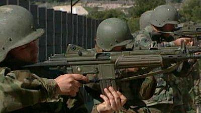 Fue informe - El �ltimo recluta (2001) - ver ahora