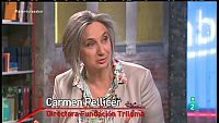 La Aventura del Saber. Carmen Pellicer. Directora de la Fundaci�n Trilema.