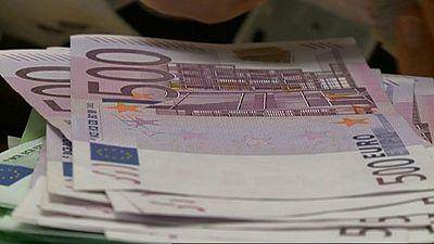 El Banco Central Europeo se plantea retirar los billetes de 500 euros