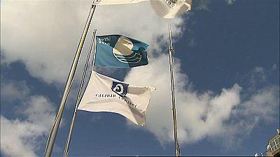España vuelve a batir un nuevo récord de Banderas Azules