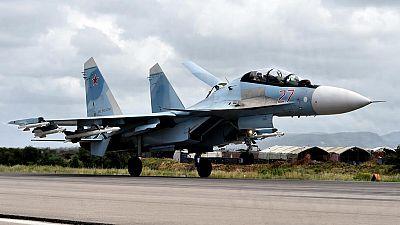 La guerra de Siria se convierte en el mejor escaparate para la industria armamentística de Rusia