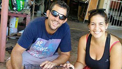 Se refuerza el dispositivo de búsqueda de los dos jóvenes españoles desaparecidos en Malasia