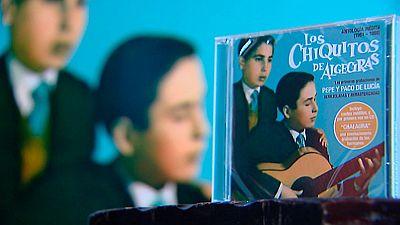 Nuevo disco remasterizado de Los Chiquitos de Algeciras