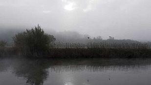 Lluvias en extremo oeste peninsular