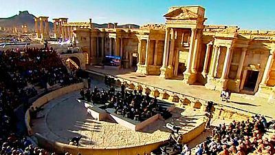 La música vuelve a Palmira, con un concierto sinfónico en su anfiteatro