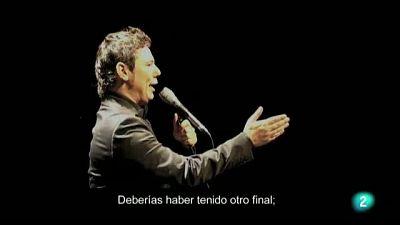 Miguel Poveda musicaliza uno de los poemas m�s duros, 'Final', de Joan Brossa