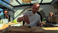 MasterChef 4 - Clase de cocina vegetariana