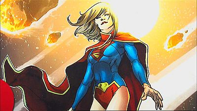 Todas las superheroínas están  en el salón del comic de Barcelona