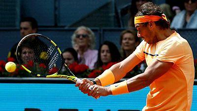 Tenis - Mutua Madrid Open 2016: Rafael Nadal vs. Joao Sousa - ver ahora