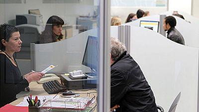 Empleo instala un botón antipánico para proteger a los funcionarios de las agresiones