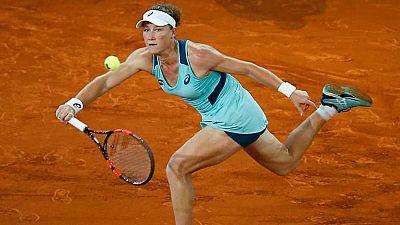 Tenis - Mutua Madrid Open 2016. Semifinal femenina: Simona Halep vs. Samantha Stosur - ver ahora