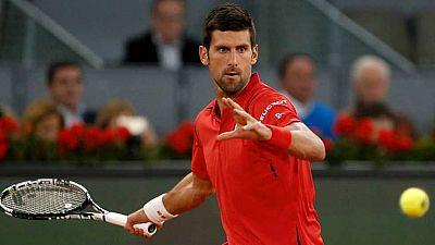Tenis - Mutua Madrid Open 2016: Novak Djokovic vs. Milos Raonic - ver ahora