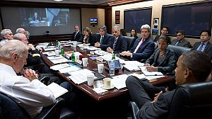 Comandante en jefe: El asalto a Bin Laden