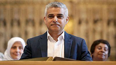 Sadiq Khan, primer alcalde musulmán de una capital europea