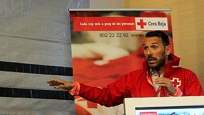 Se celebra el Día Mundial de la Cruz Roja