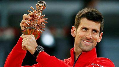 Tenis - Mutua Madrid Open 2016. Resumen (8) - ver ahora