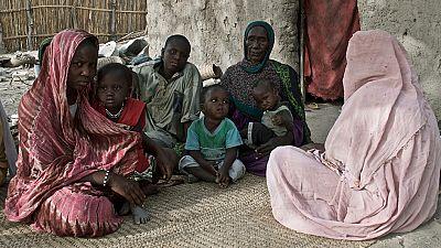 """""""Esposas de Boko Haram"""": Han escapado de sus violadores, ahora las persigue el estigma"""