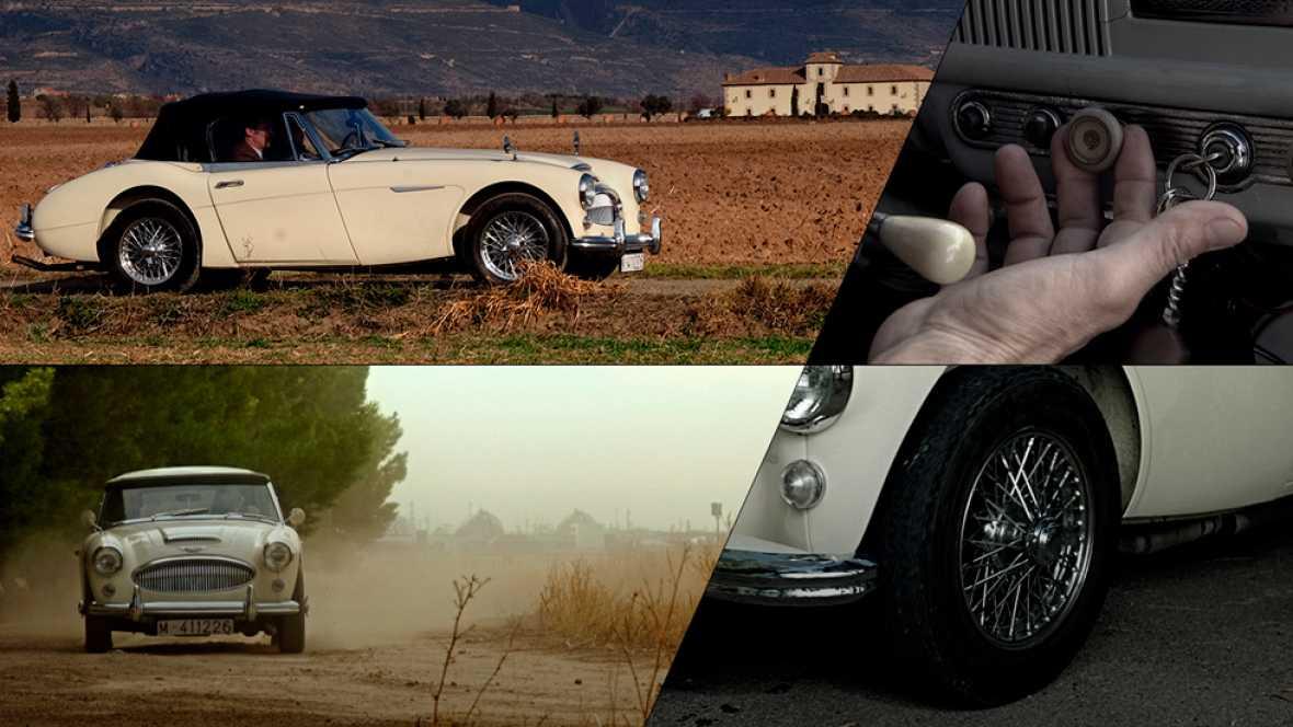 """El Caso. Crónica de sucesos - Verónica Sánchez: """"Mi coche es la joya de la corona, soy la envidia de la serie"""""""