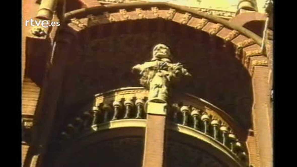 Arxiu TVE Catalunya - L'Orfeó Català - Creació del Palau de la Música catalana