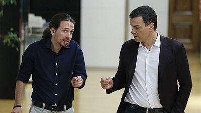 Podemos ofrece al PSOE presentar listas conjuntas al Senado