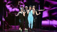 Eurovisión 2016 - Semifinal 1 - Finlandia: Sandhja canta 'Sing It Away'