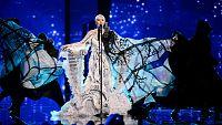 Eurovisión 2016 - Semifinal 1 - Croacia: Nina Kraljic canta 'Lighthouse'