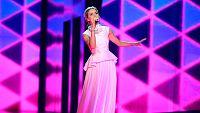 Eurovisi�n 2016 - Semifinal 1 - Rep�blica Checa: Gabriela Gunc�kov� canta 'I Stand'
