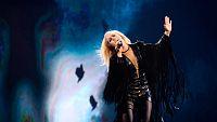 Eurovisi�n 2016 - Semifinal 1 - Islandia: Greta Sal�me canta 'Hear Them Calling'