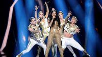 Eurovisión 2016 - Semifinal 1 - Azerbayán: Samra canta 'Miracle'