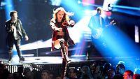 Eurovisión 2016 - Semifinal 1 - Montenegro: Highway canta 'The Real Thing'