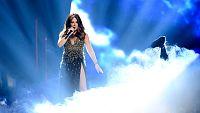 Eurovisi�n 2016 - Semifinal 1 - Malta: Ira Losco canta 'Walk On Water'
