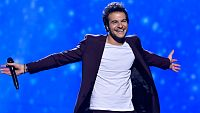 Eurovisi�n 2016 - Semifinal 1 - Avance de la actuaci�n de Francia