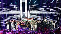 La retransmisión alternativa de RTVE.es de la primera semifinal de Eurovisión (parte 2)