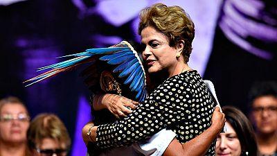 El Senado de Brasil vota si abre juicio político y aparta a Rousseff del cargo