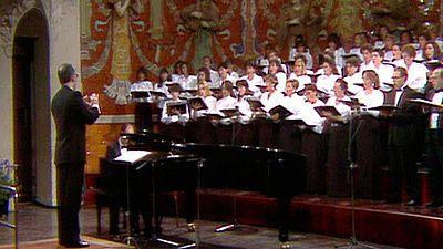 Arxiu TVE Catalunya - Orfe� Catal�. Concert per als socis del Palau de la M�sica - 1991