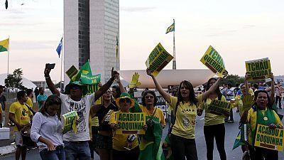La mayoría del Senado de Brasil se declara partidario de abrir juicio político a Rousseff