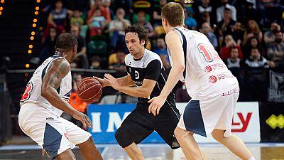 Dominion Bilbao Basket  73 - 63 ICL Manresa