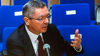 """El abogado de Torres, al interrogar a Gallardón: """"Este es idiota"""""""