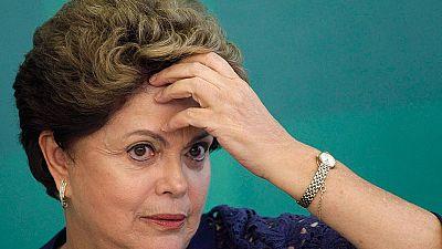El Senado de Brasil destituye temporalmente a la presidenta, Dilma Rousseff