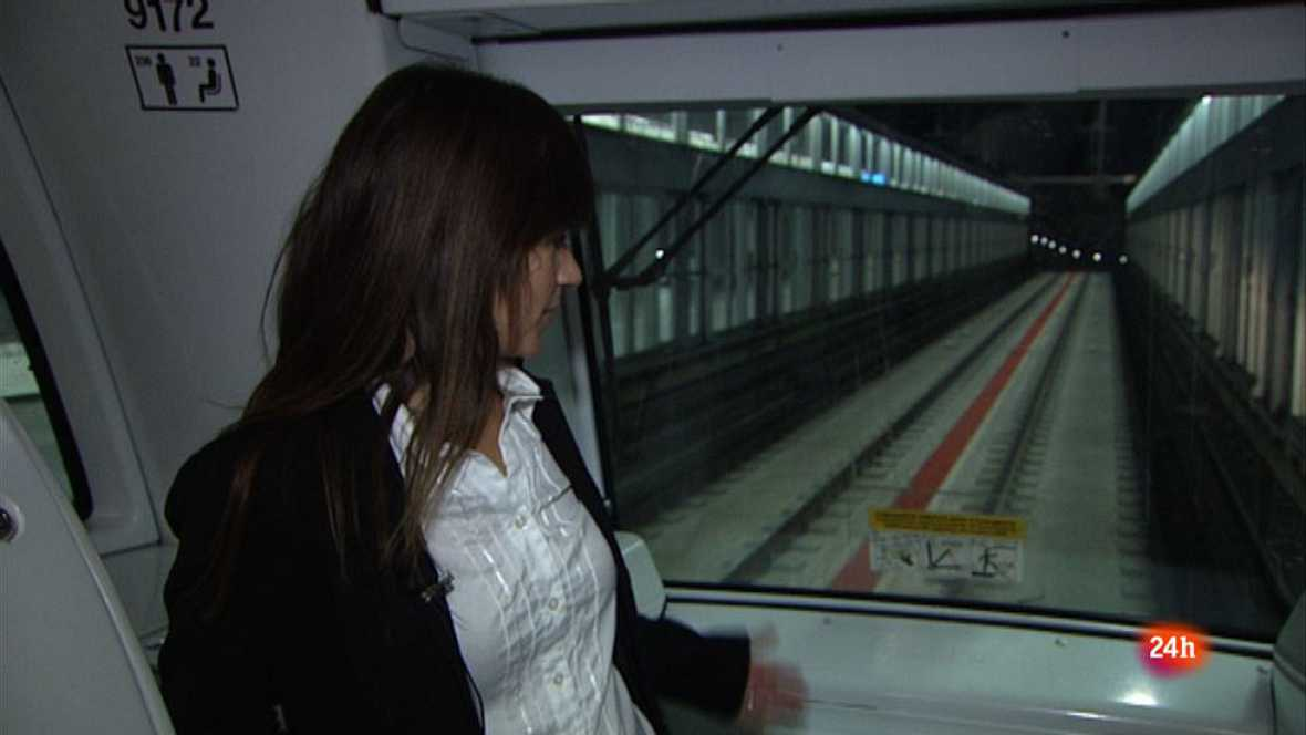 Lab24 - Reportaje - El metro sin conductor