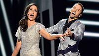 El número musical de apertura de la segunda semifinal de Eurovisión