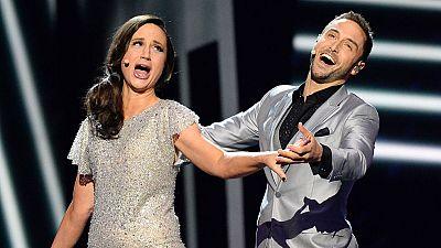 El n�mero musical de apertura de la segunda semifinal de Eurovisi�n