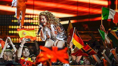 La retransmisi�n alternativa de RTVE.es de la segunda semifinal de Eurovisi�n