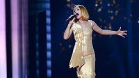 Eurovision 2016 - Semifinal 2 - Albania: Eneda Tarifa canta el tema 'Fairytale'