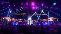 Eurovisi�n 2016 - Semifinal 2 - Avance de la actuaci�n de Reino Unido