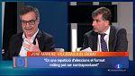 El Debat de La 1 - Entrevista a José Manuel Villegas de Ciudadanos
