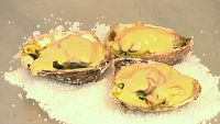 MasterChef 4 - Clase de pescados y mariscos